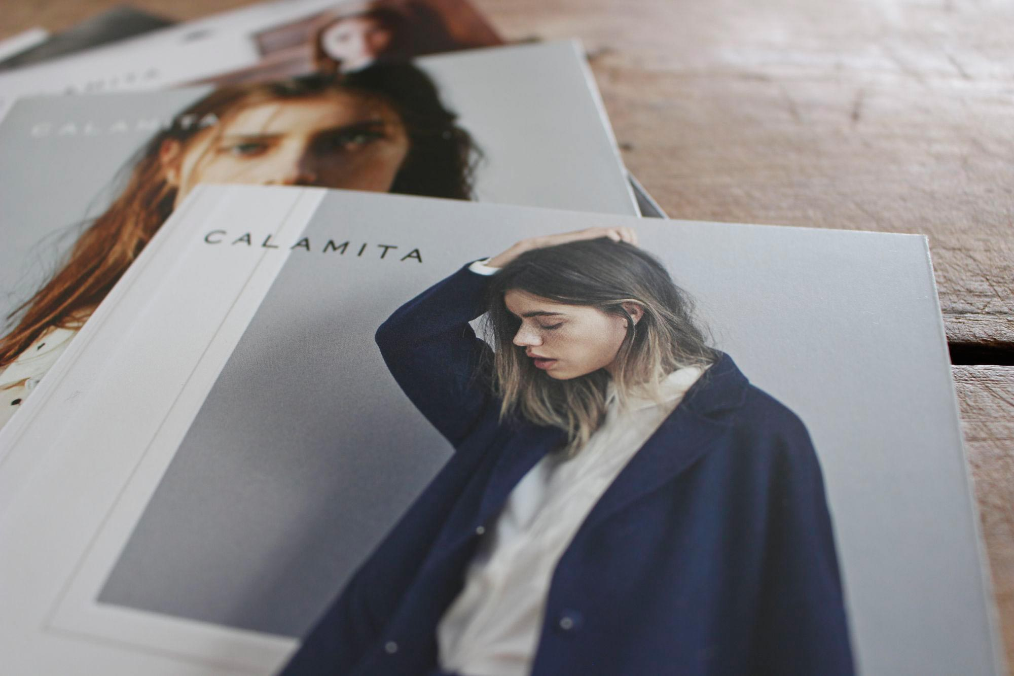 Wintermailing 2016/17 für Calamita