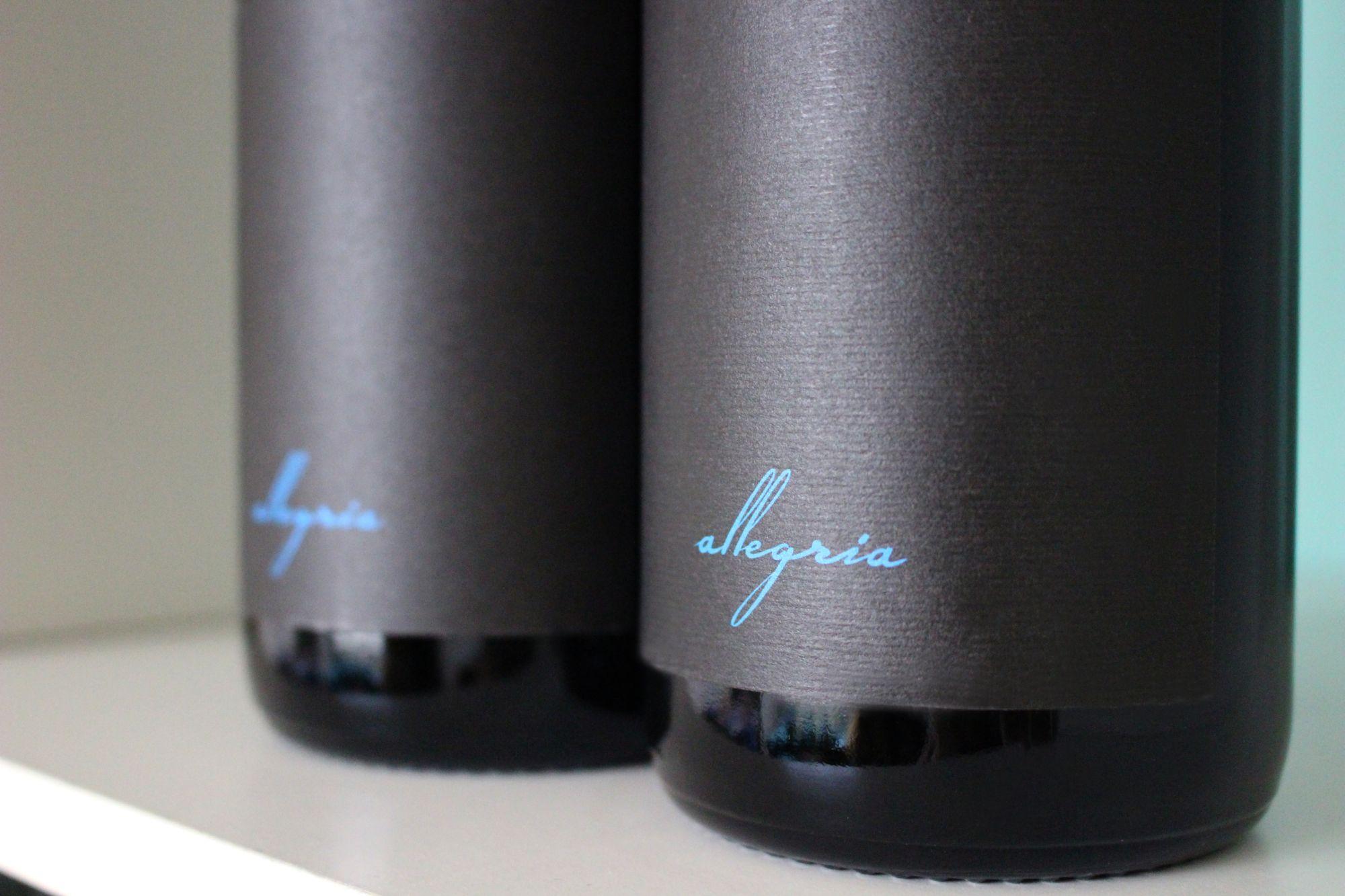 Weinlinie »allegria« für die Deutschkreutzer Weinmanufaktur