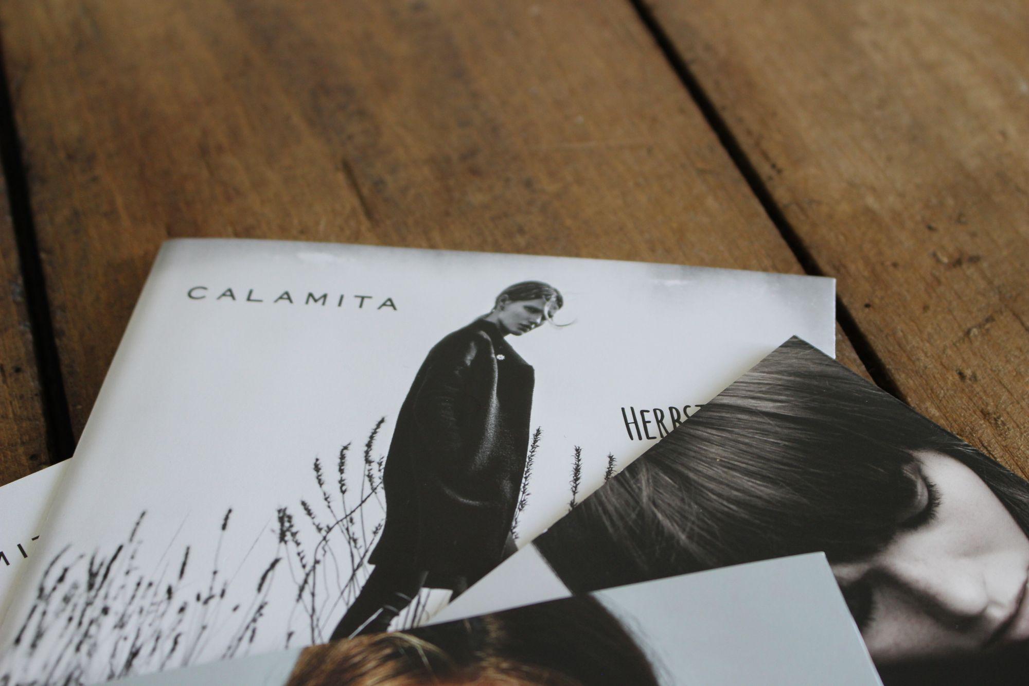 Wintermailing 2015/16 für Calamita