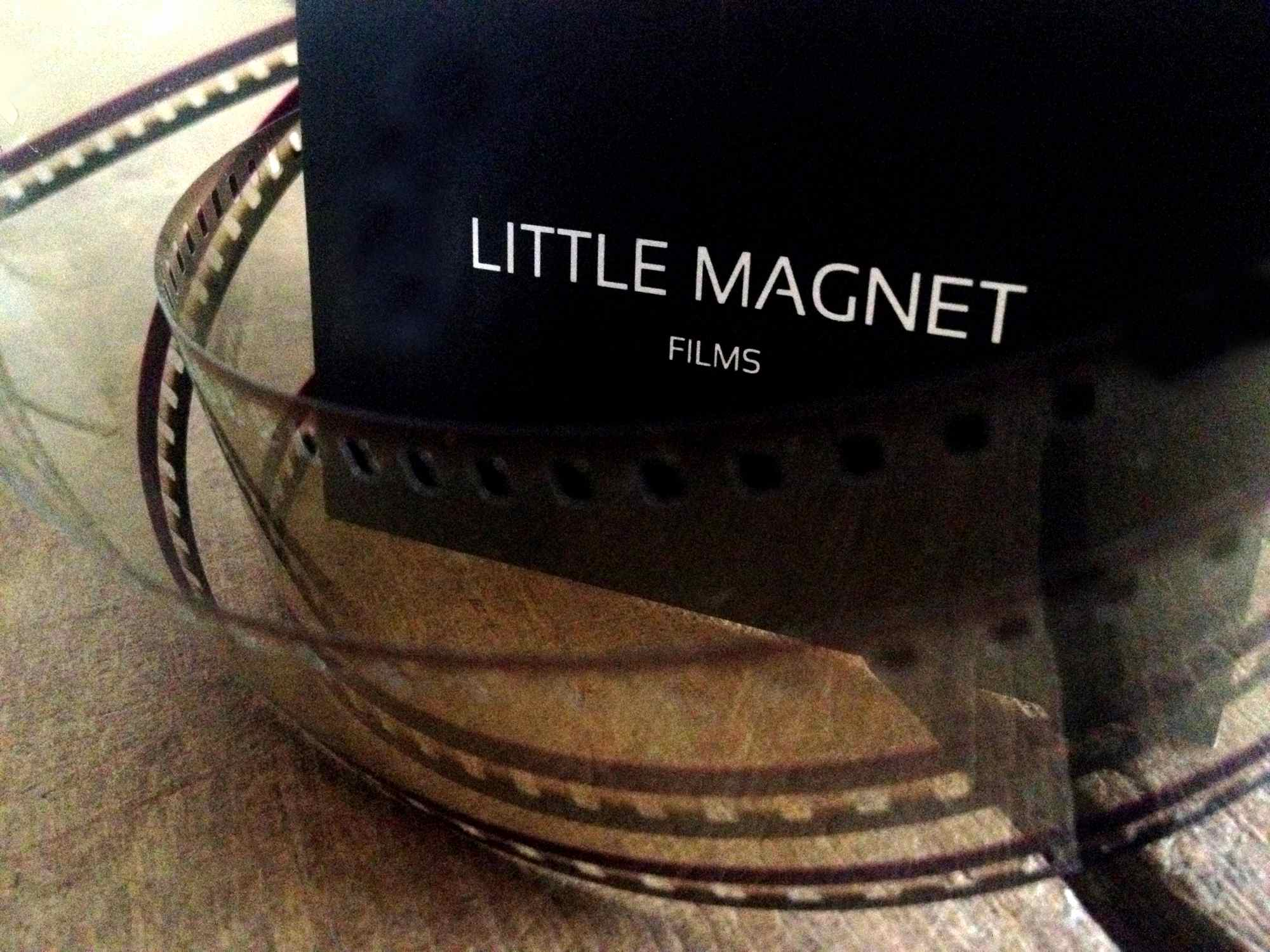 Visitenkarten für Little Magnet Films