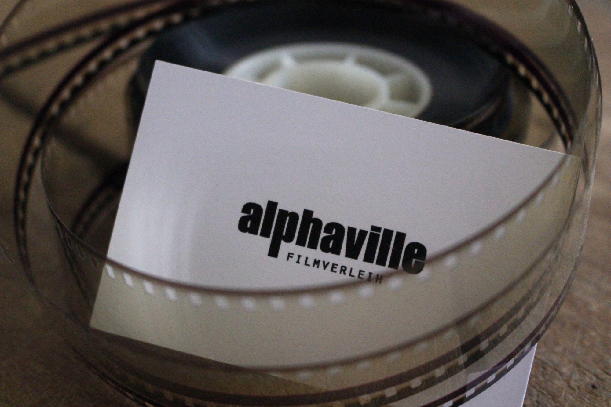 Geschäftsausstattung für alphaville
