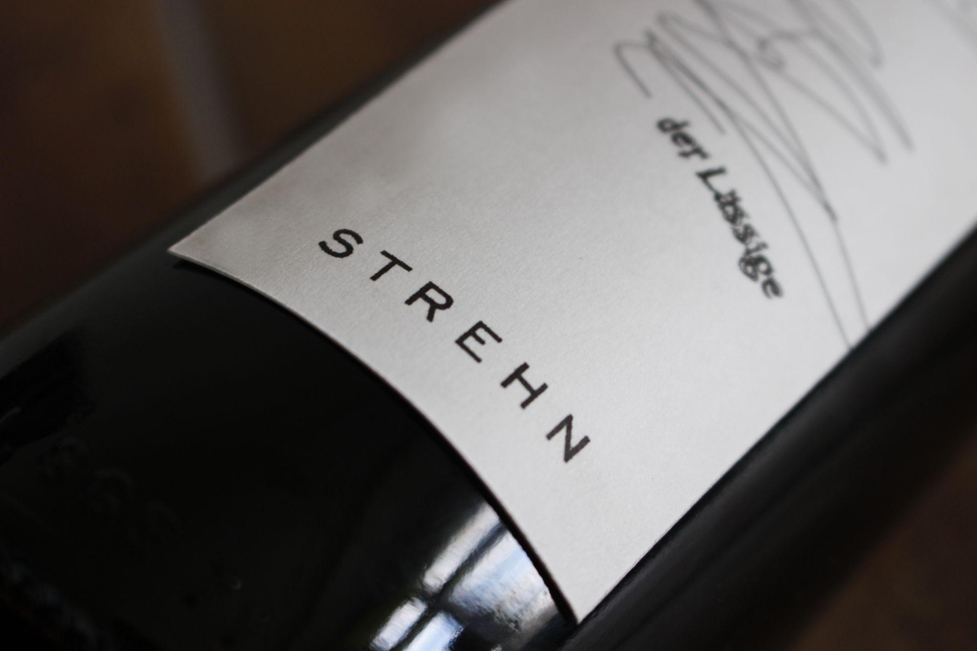 Corporate Design und Weinetiketten für Weingut Strehn