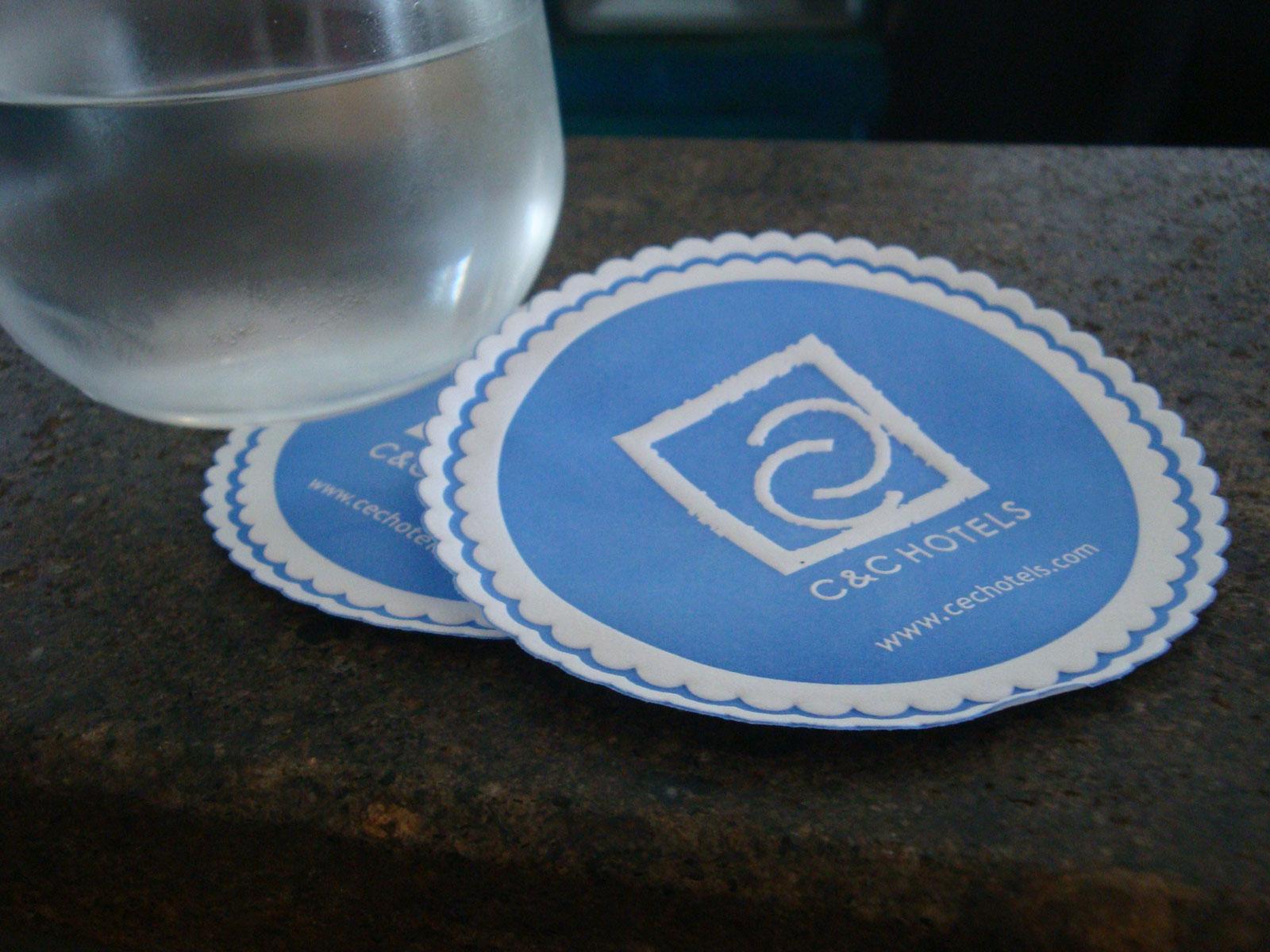 Logoentwicklung für C&C Hotels