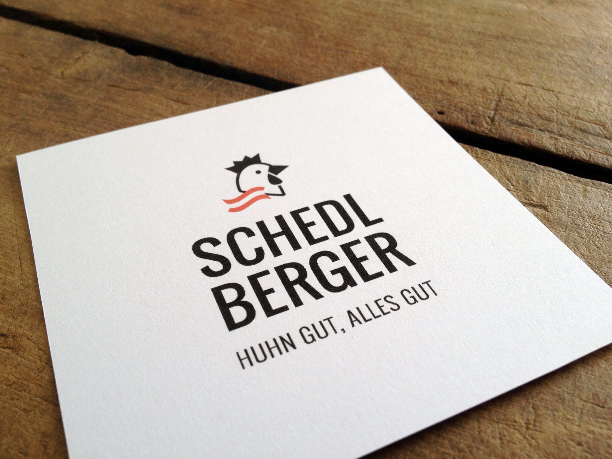Corporate Design für Schedlberger