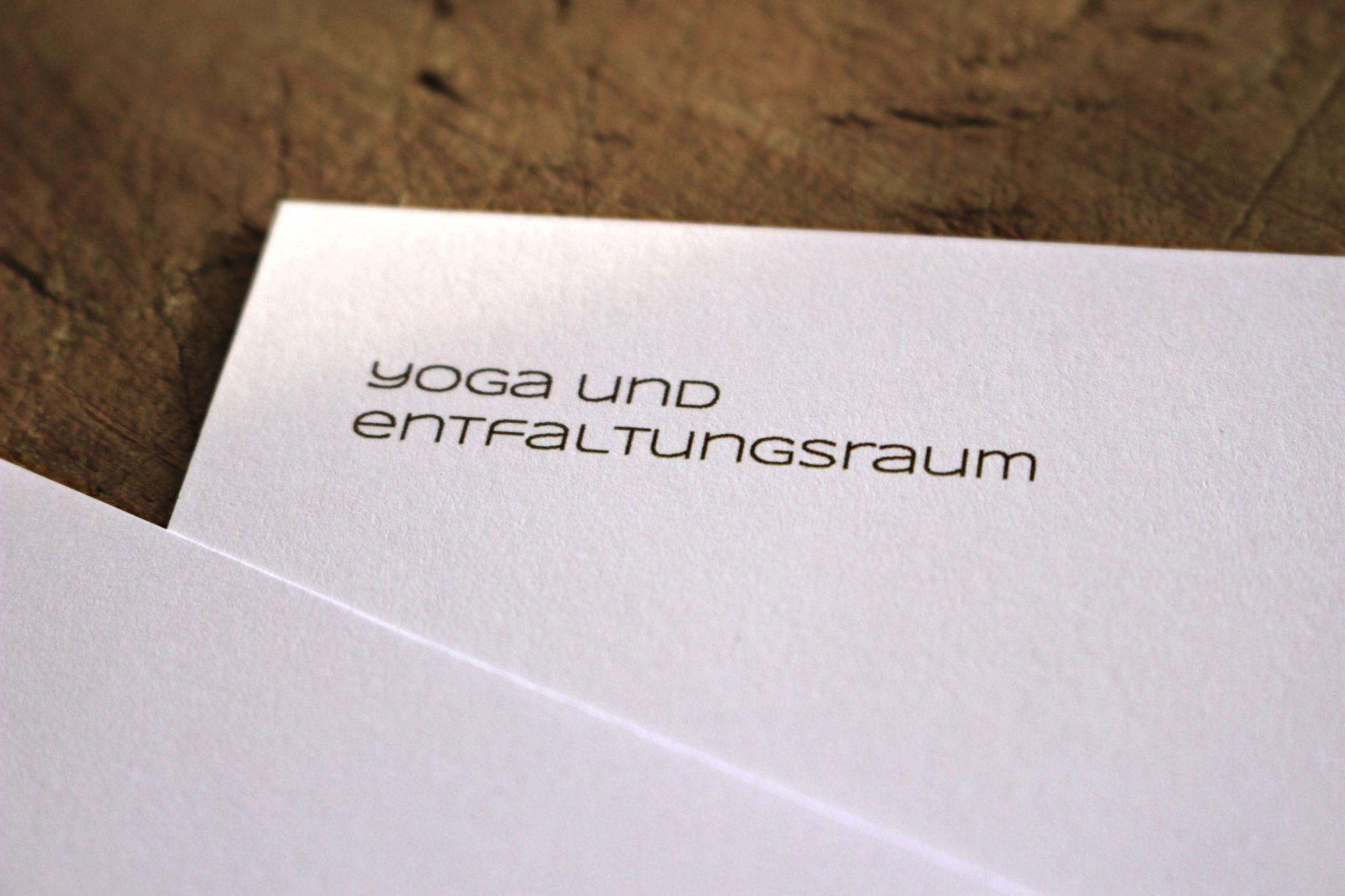 Logo für Akasha Yoga