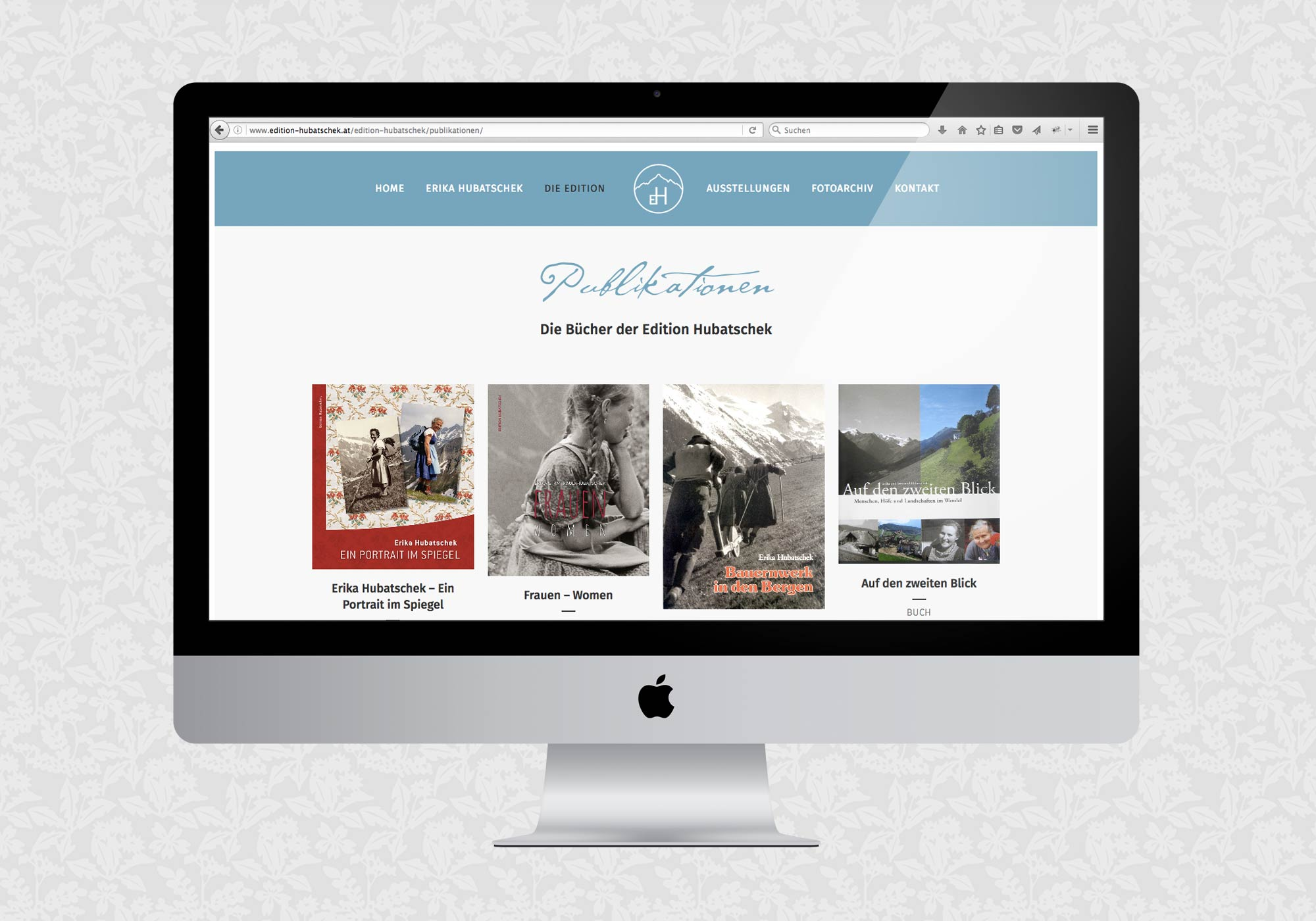 Website Edition Hubatschek