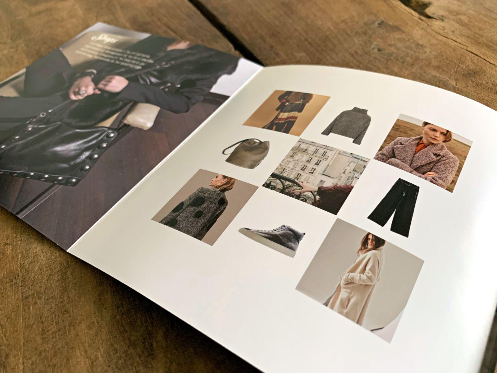 Folder für Calamita | © fein fein