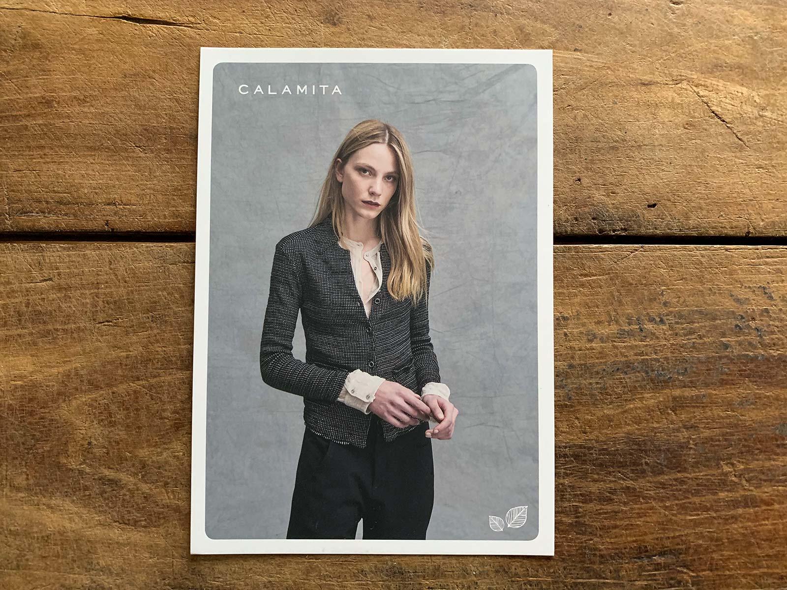 Postkartenmailing für Calamita | © fein fein