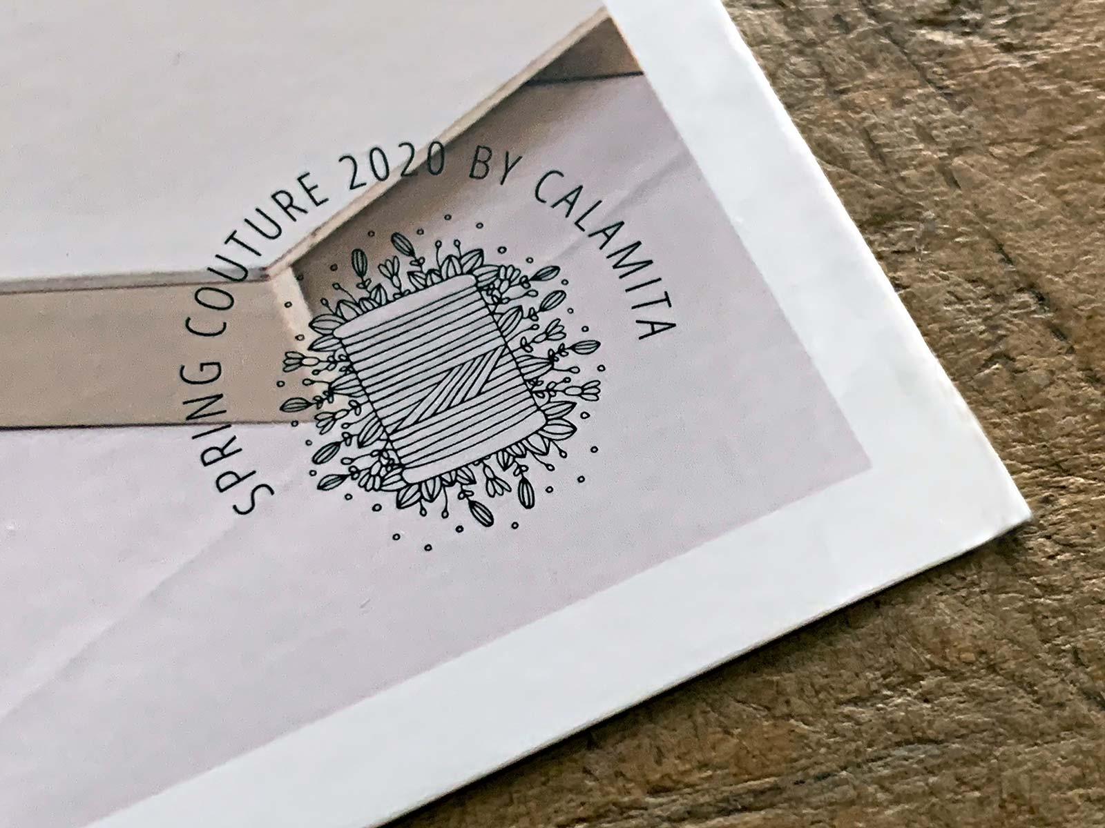 Postkartenmailing Frühjahr/Sommer 2020 für Calamita | © fein fein
